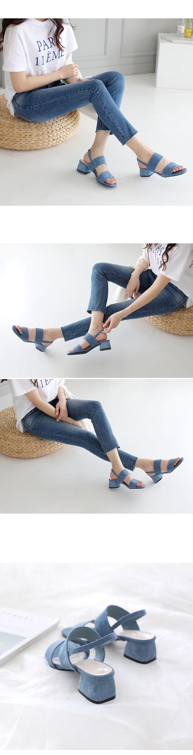 Waden Slingback Sandals 4.5cm