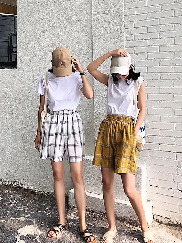 Time check mini-bending pants