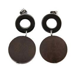 Nut earring