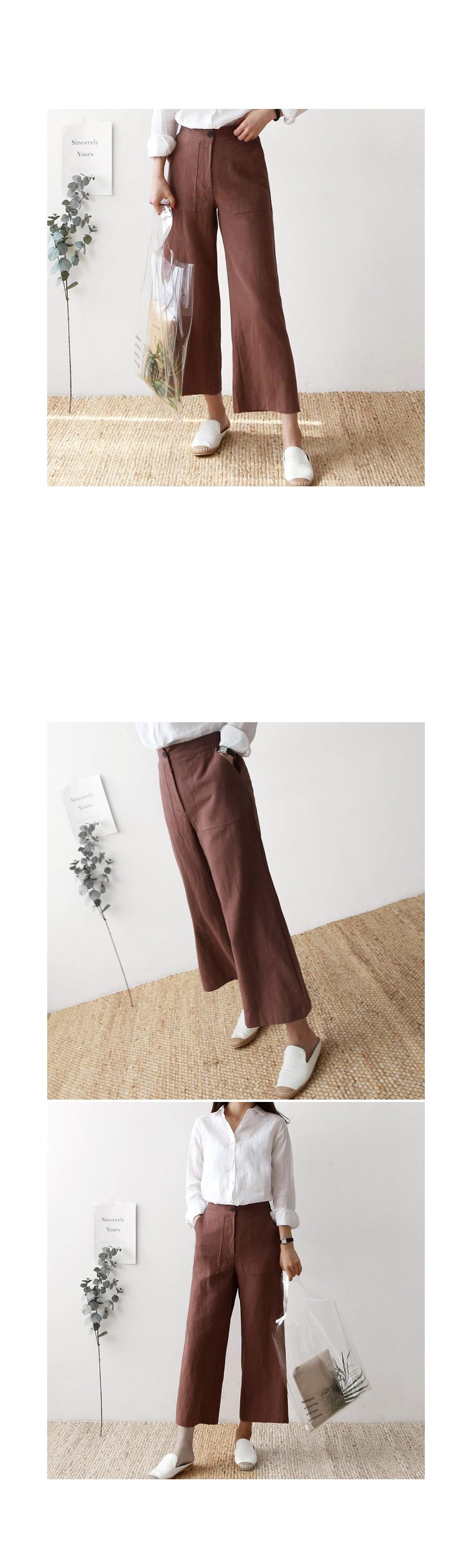 Ennen Linen Pants