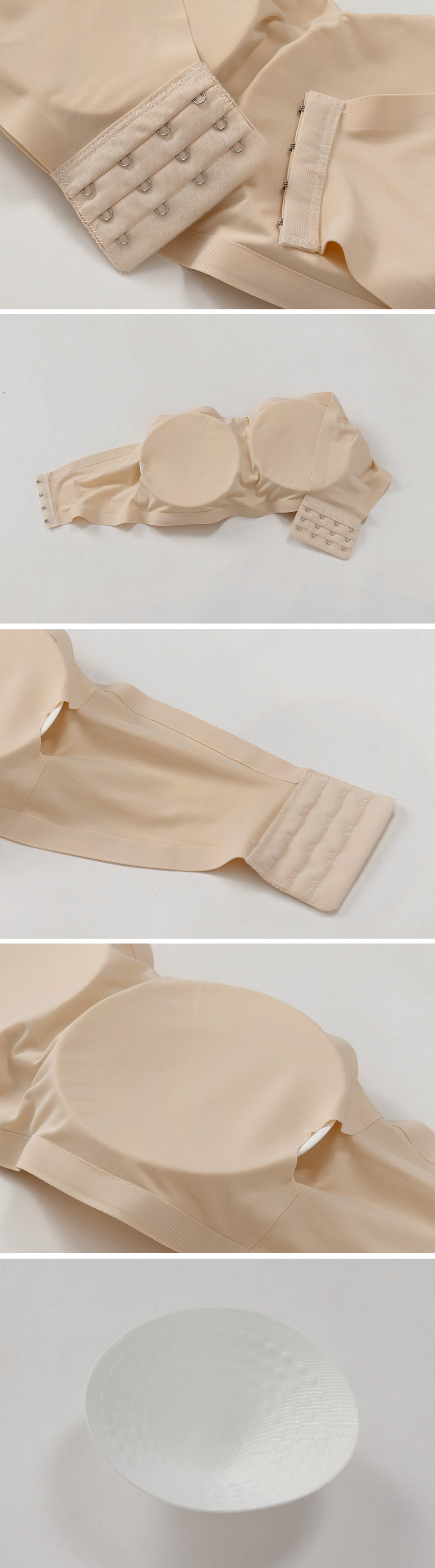 Buckle span inner top_S (size : one)