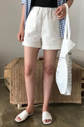 Indy Linen Bending Shorts