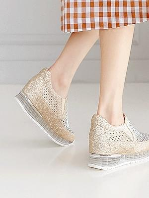 Lovely Air Heel height slip-on 6cm