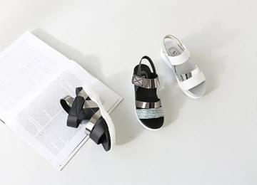 Combination Velcro Sporty Sandals