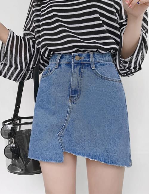 Cutting Uncut Skirt