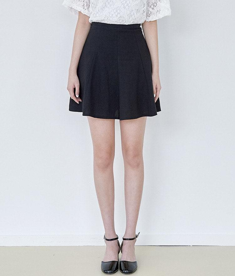 Able Linen Skirt