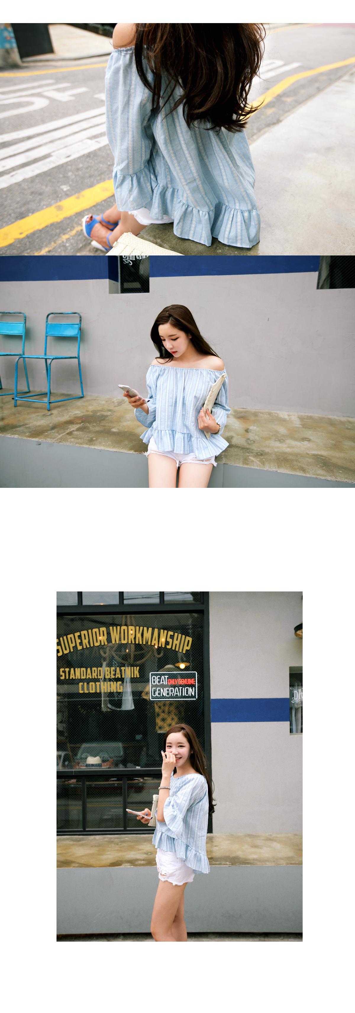 Sky Lauren blouse