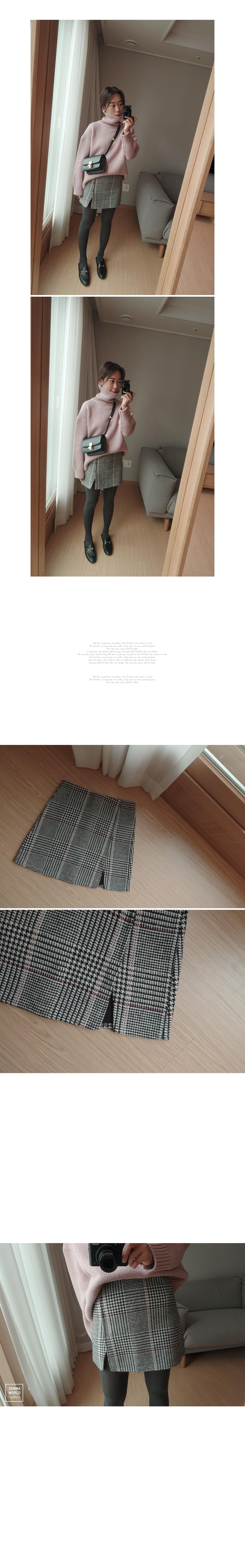Hound - brushed skirt