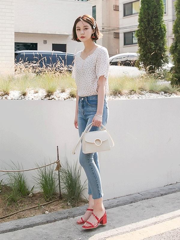 Verly shearing blouse