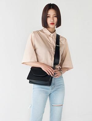 basic boxy fit half shirts