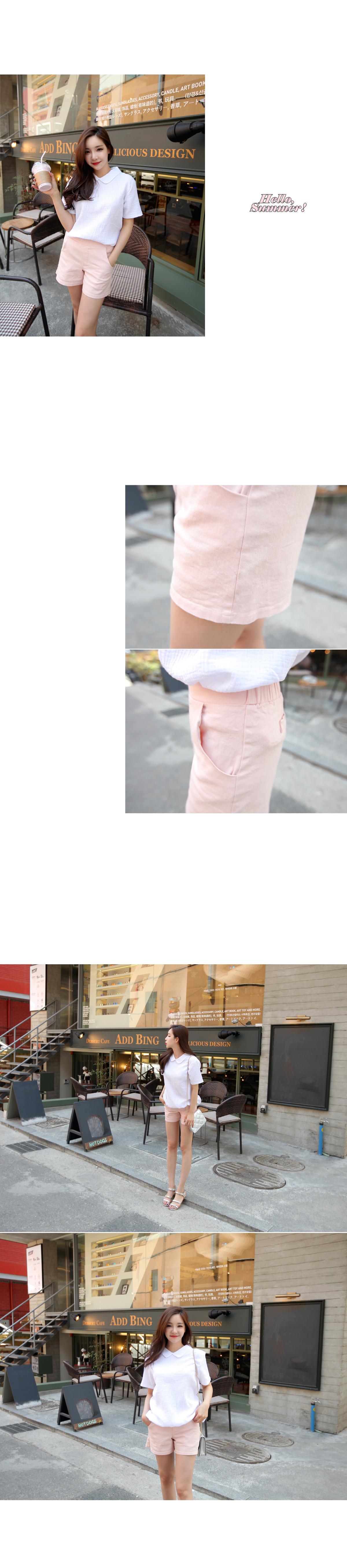 Lilac Basics Pants