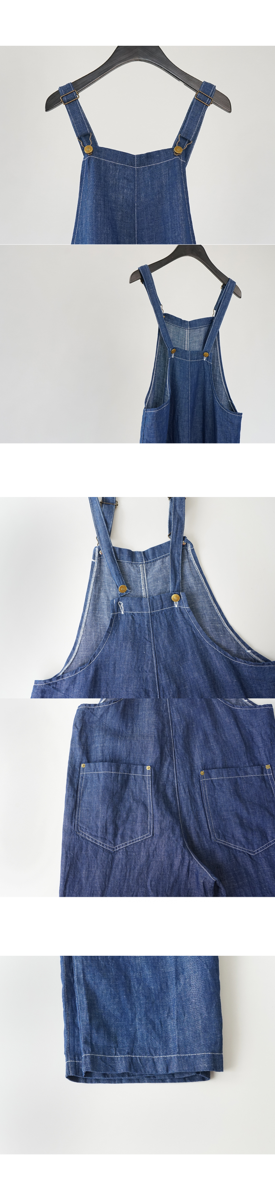 boy fit overall (2colors)