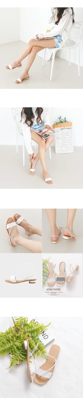 Enna Sling Back Sandals 2cm