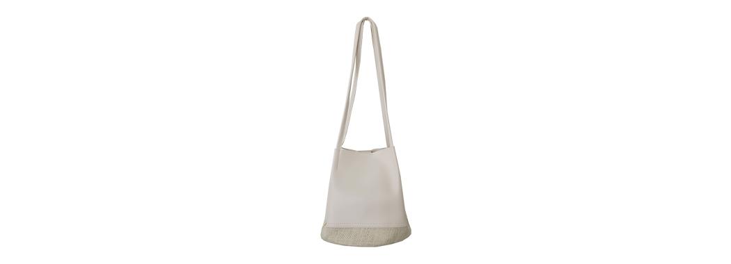 """MA-Egg Shoulder """"MY ADORABLE BAG"""" Egg Bag"""