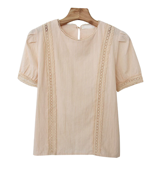 Arable-lace blouse
