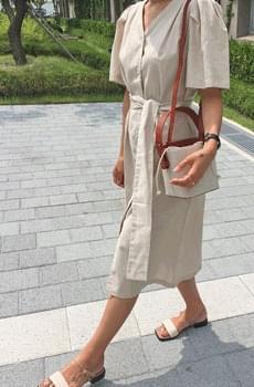 Sweetdreams-linen dress