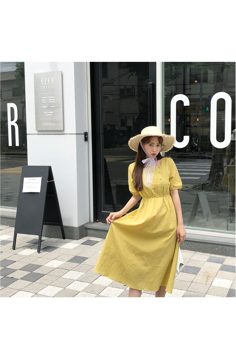 Mow Picnic Dress