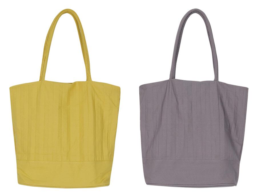 Accordion shoulder bag_S (size : one)