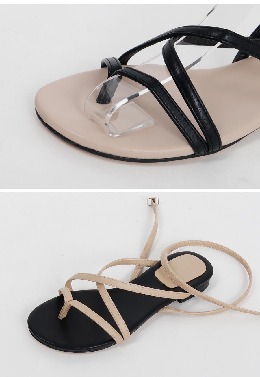 Reversal strap sandal_H (size : 230,235,240,245,250)