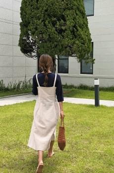 Self-produced / Nutter-suspenders dress