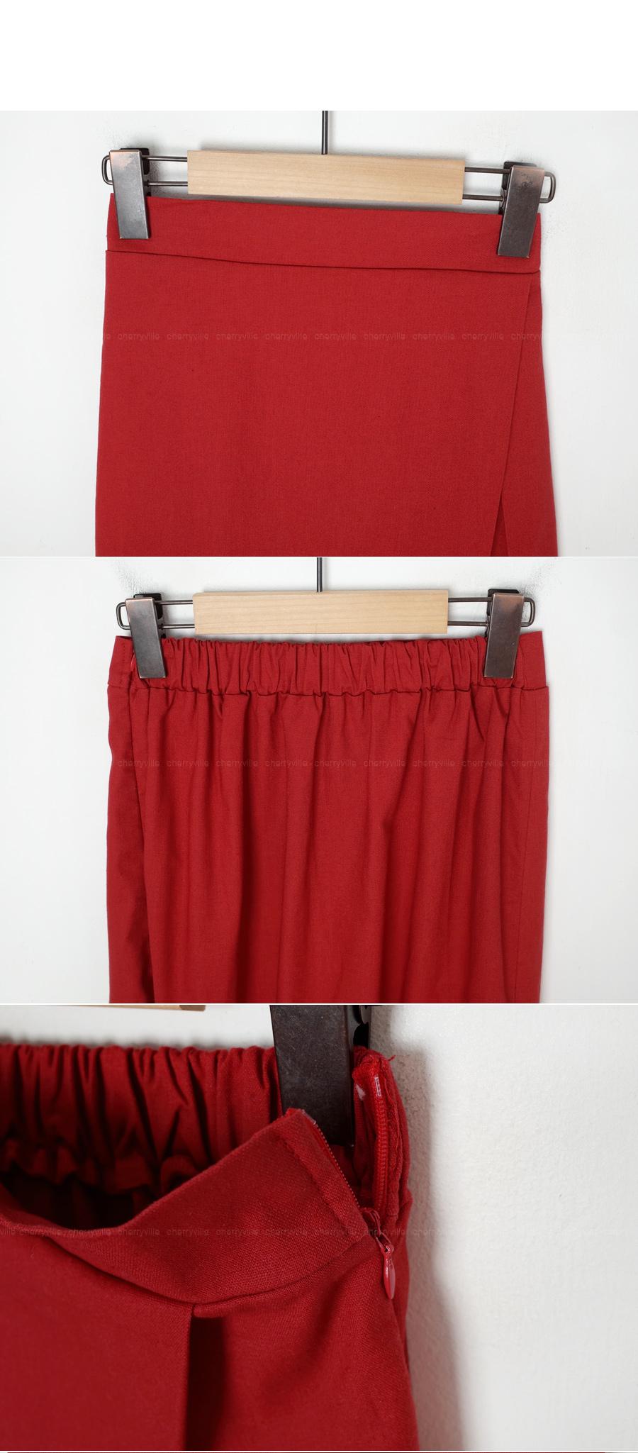 Sense skirt