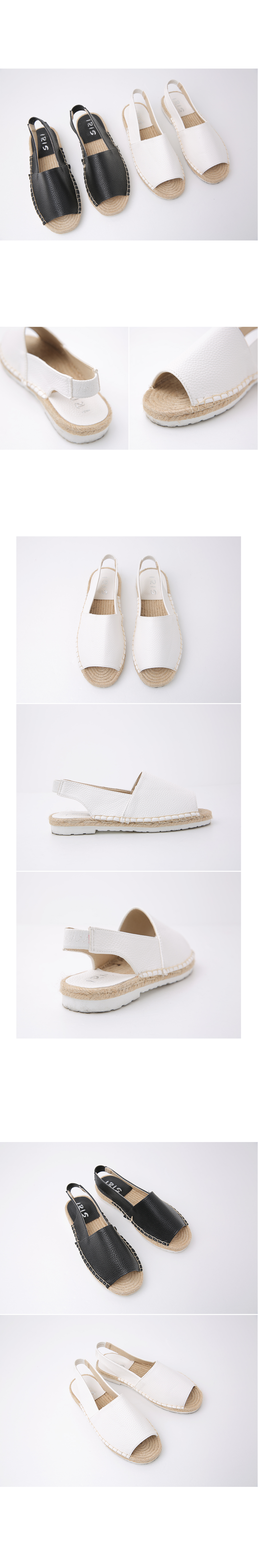 Comfortable sandals
