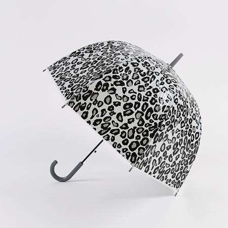PVC Leopard Umbrella