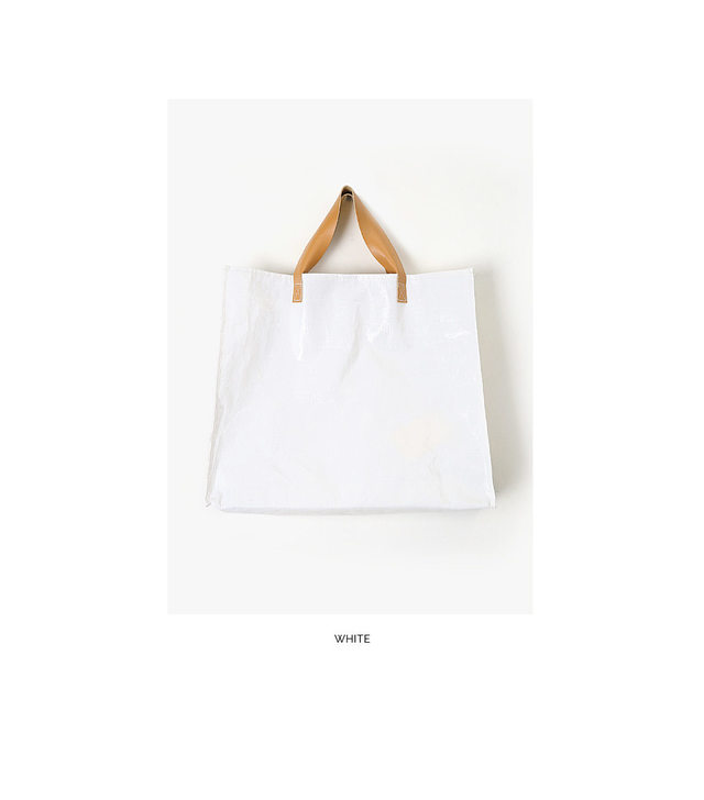 handle point tote bag