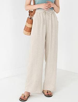 natural mood banding pants