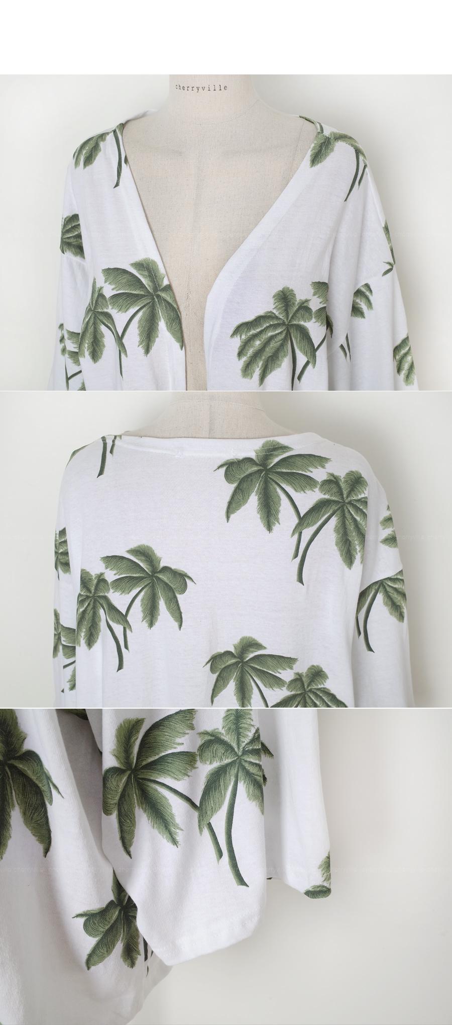 Sewing cardigan