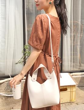 Maison two-way bag_K (size : one)