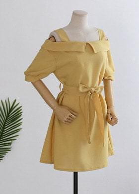 Beautiful off-shoulder dress
