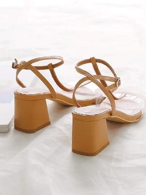 Telo strap sandals 6cm