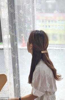 Rattan (hair-pin)