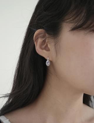jewel box cover earrings