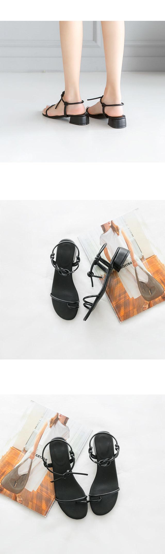 Chloe Slingback Sandals 3.5cm