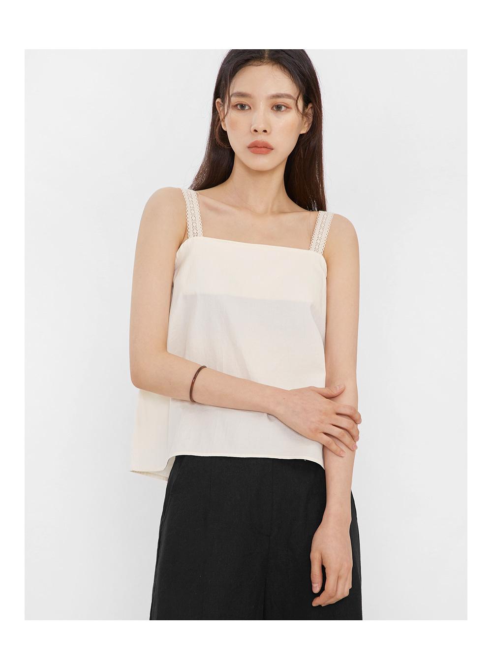 eve lace string sleeveless