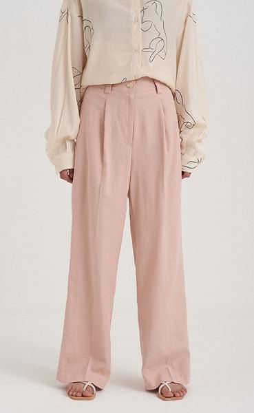 main linen pants (3colors)