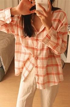Sando Summer Check Shirt