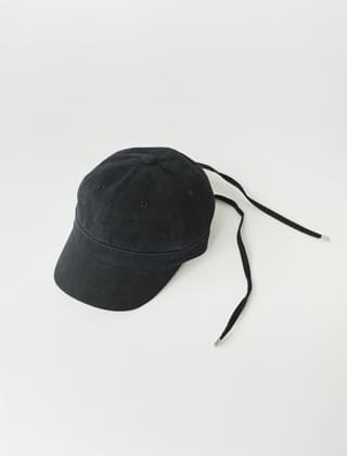 back ribbon point cap (2colors)