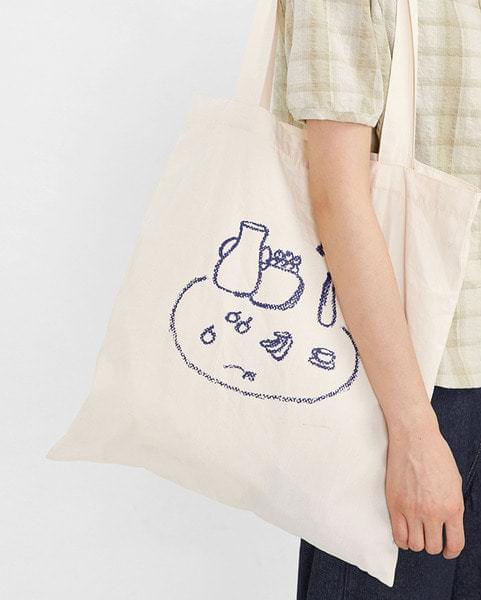 teacup eco bag