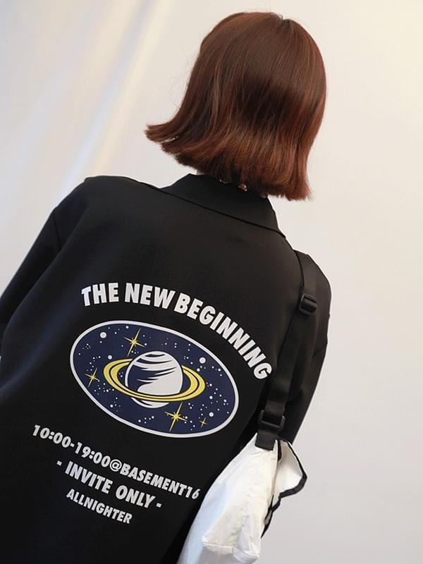 Space Ships Box Shirt
