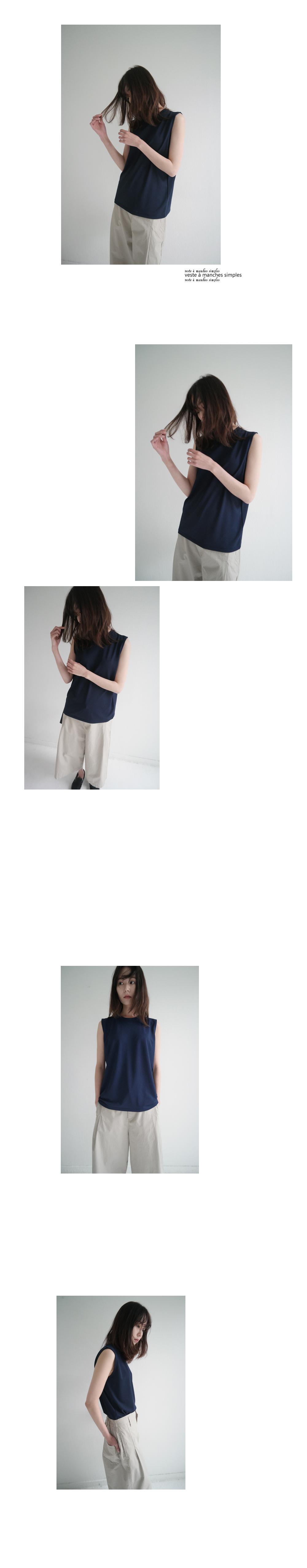 wide gaucho cotton pants (2colors)