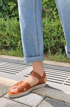 Self-made / Needs-X Strap Sandals