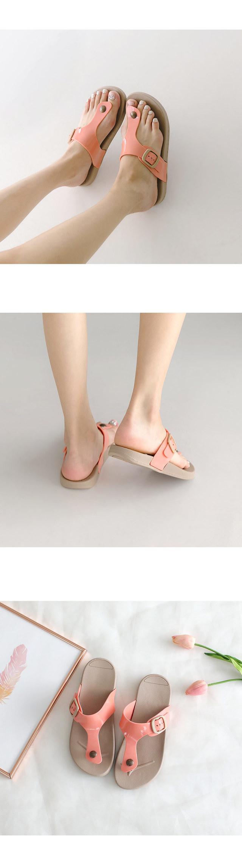 Kendo Jelly Split Slippers 2cm