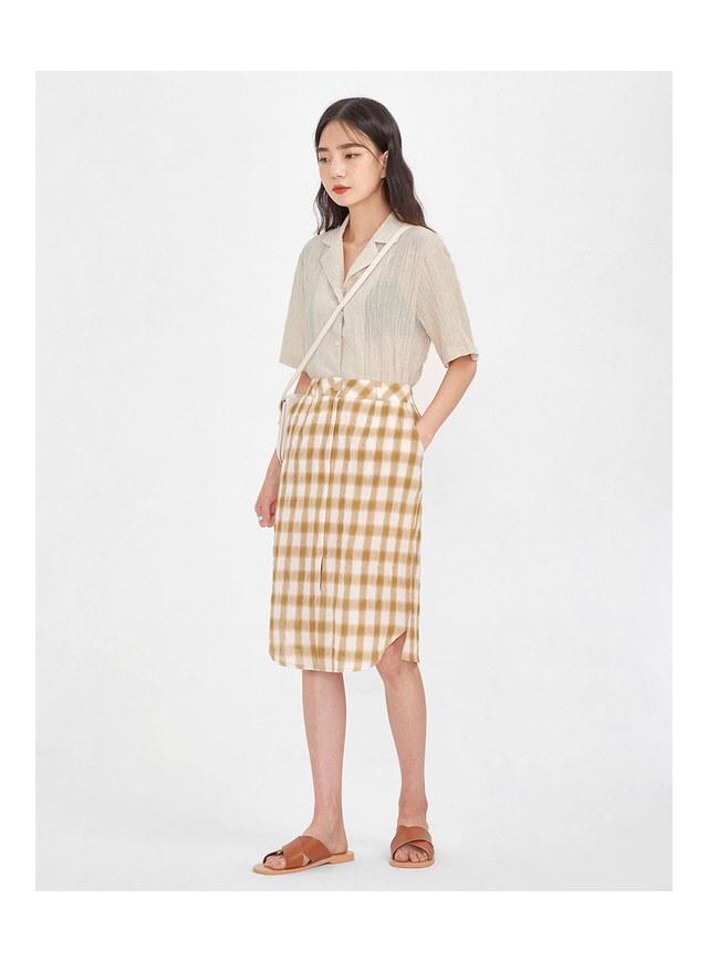basic weave half shirts
