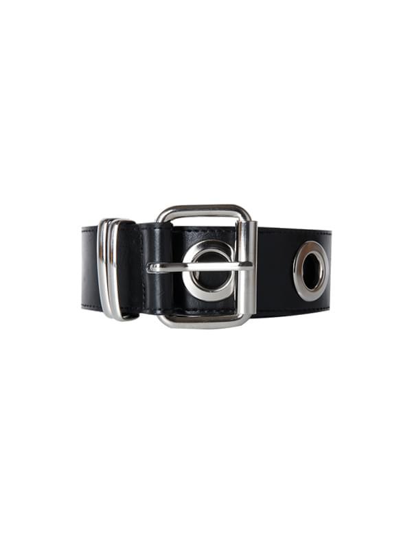 eyelet belt - UNISEX