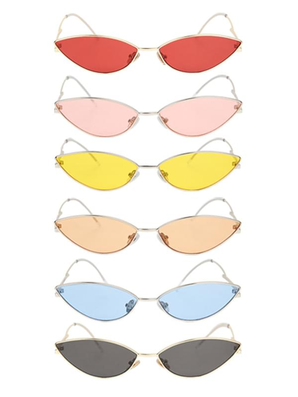 cat-eye tint sunglasses (6 color)