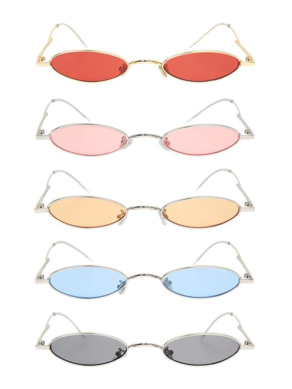 retro tint sunglasses (5 color)