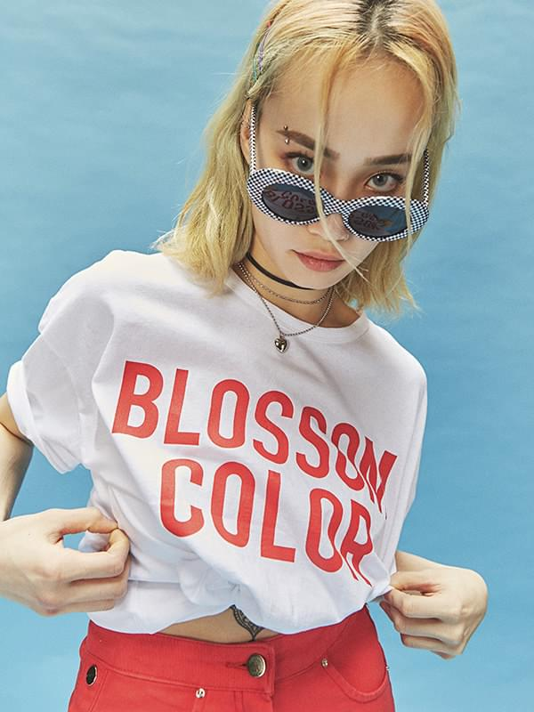blossom 1/2 T (3 color)